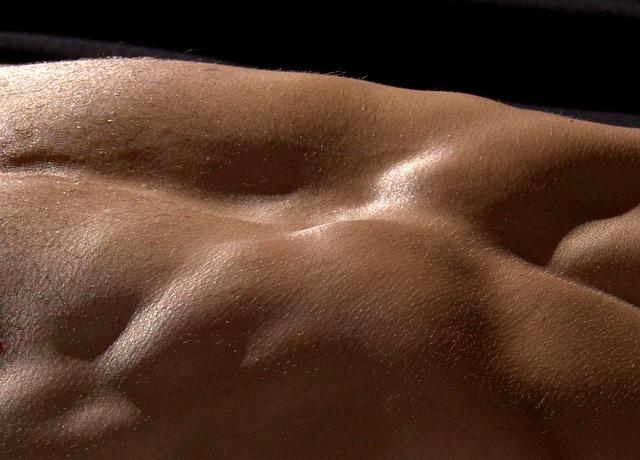 Gezielt abnehmen am Bauch