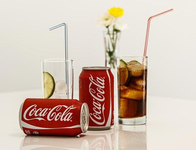 Abnehmen mit Cola Light und Zero