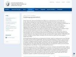 Deutsche Gesellschaft der Plastischen Chirurgen